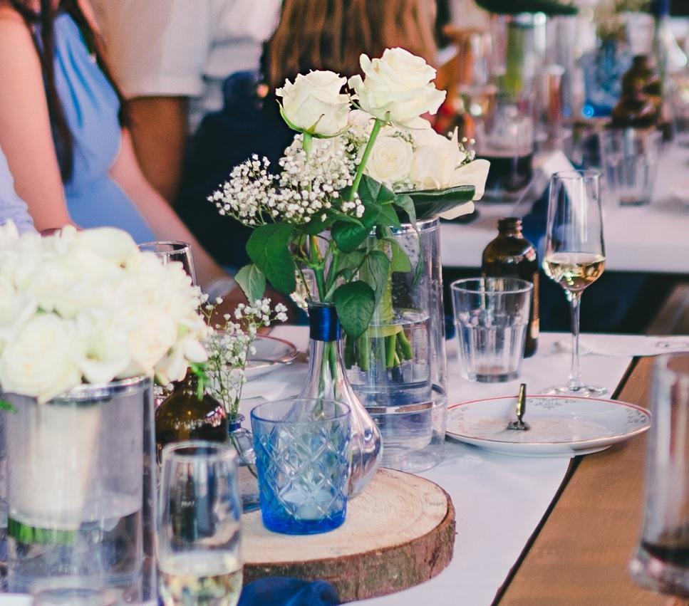Nabízím dekoraci na modrou svatbu - Obrázek č. 38