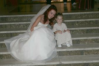 moje krsniatko Rikinka :-)