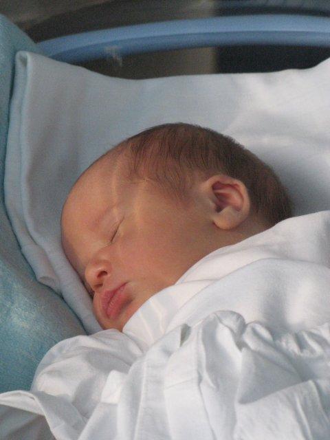 Lucia{{_AND_}}Milan - náš druhý potomok, Matej Ján, narodený 9. 1. 2010 (4180g, 53cm)