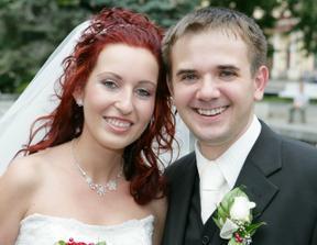 a na mne vo svadobný deň :-)