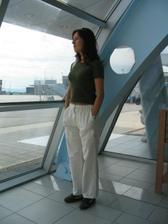 letisko Košice, odlietame na svadobnú cestu...smer Rhodos :-) 22. 8. 2006