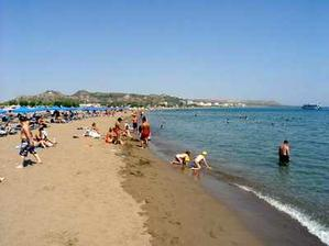 a nádherné pláže