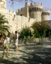pevnosť Rhodos, sídlo Maltézkych ritierov