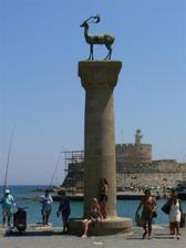 dnes tam stoja iba takéto sochy :-)