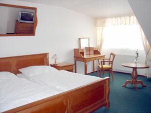 Hotel Metternich novomanželské apartmá