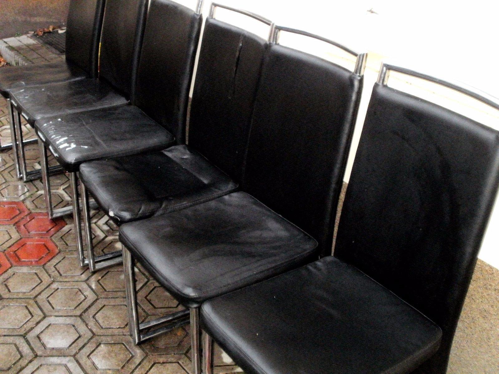 6 kusov jedálenských stoličiek - Obrázok č. 1