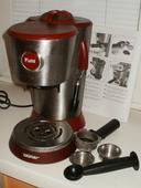 Pákové espresso Zelmer,