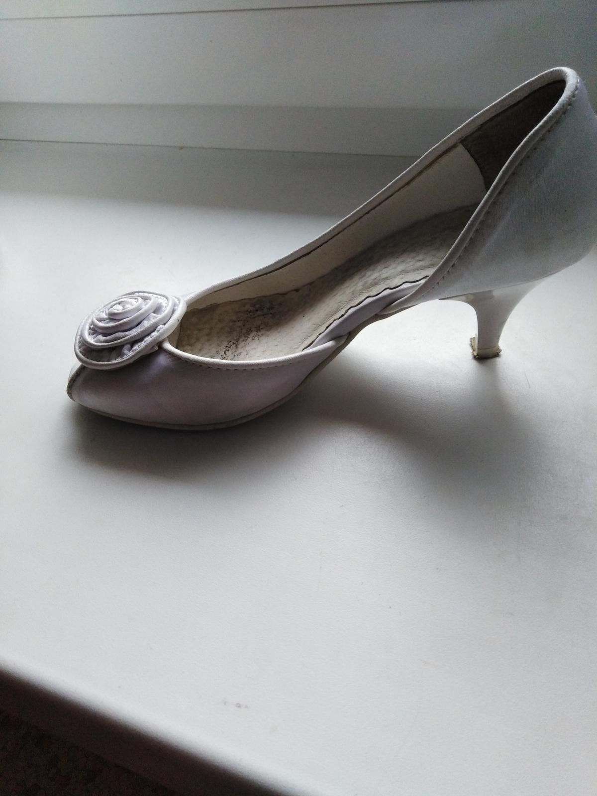 Darujem svadobné topanky  - Obrázok č. 2
