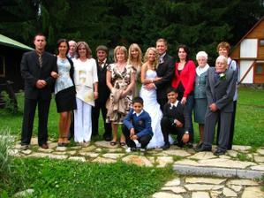 nase rodiny...