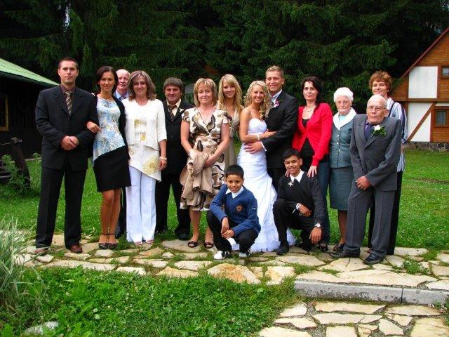 Lenka Droppova{{_AND_}}Martin Krcho - nase rodiny...