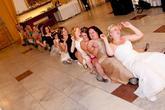 Anglicky svadobny tanec v Piestanoch