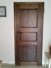 Naše interierové masívne dvere.