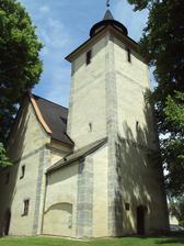 Kostel zamluven. :-)