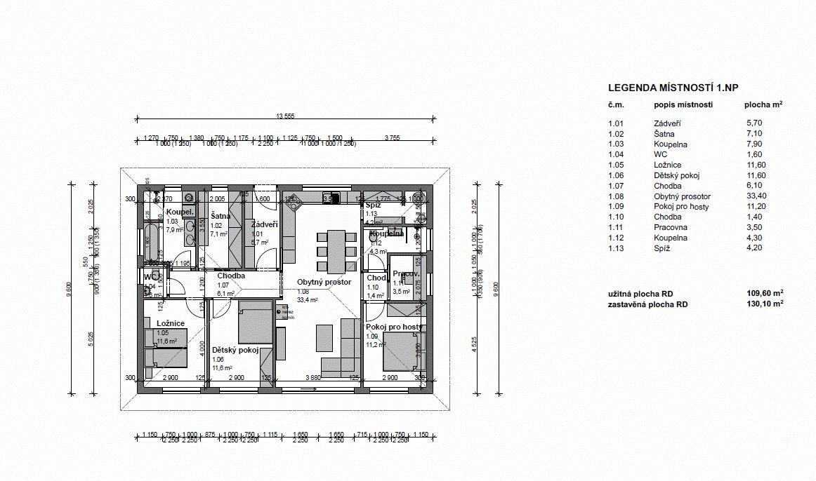 Stavba našeho bungalovu ve svahu - Obrázek č. 3
