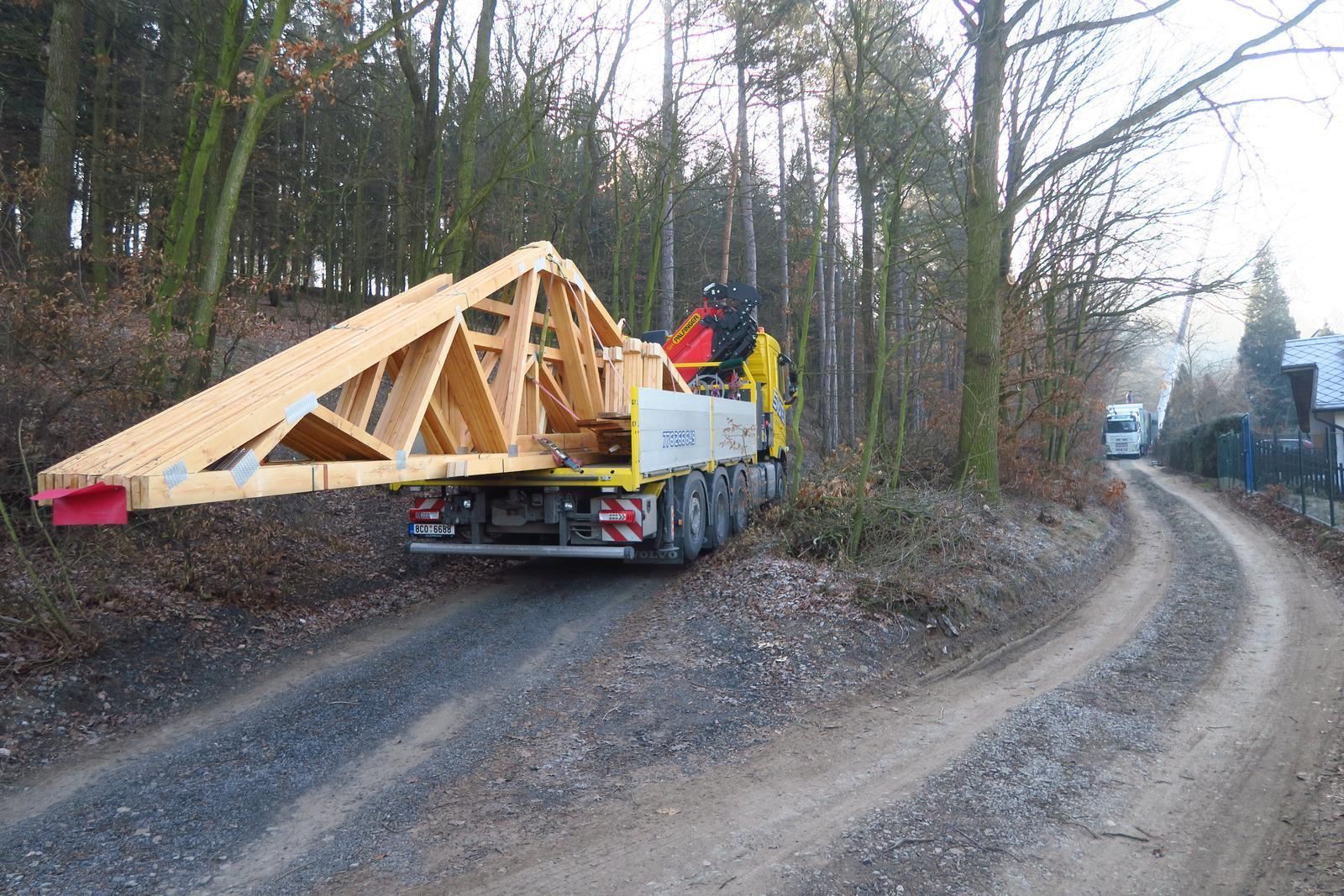 Stavba našeho bungalovu ve svahu - Obrázek č. 41
