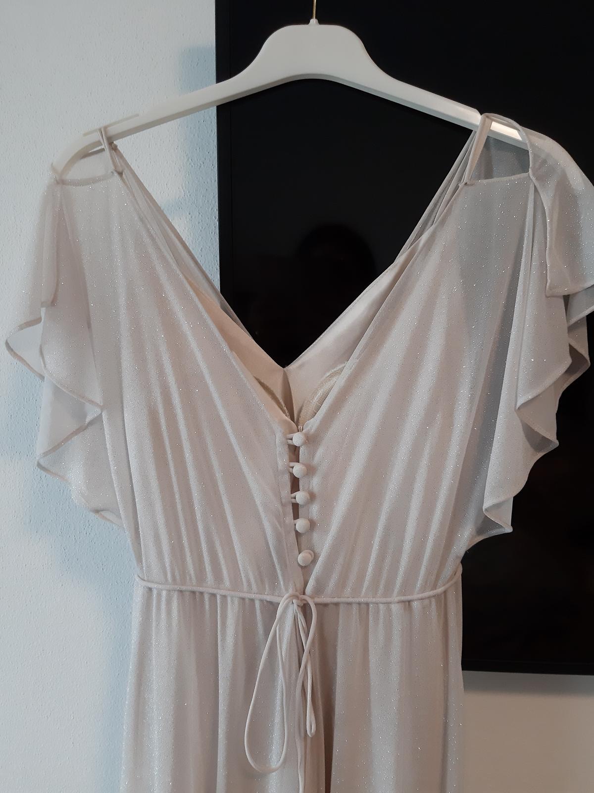 popolnočné trblietavé šaty - Obrázok č. 2