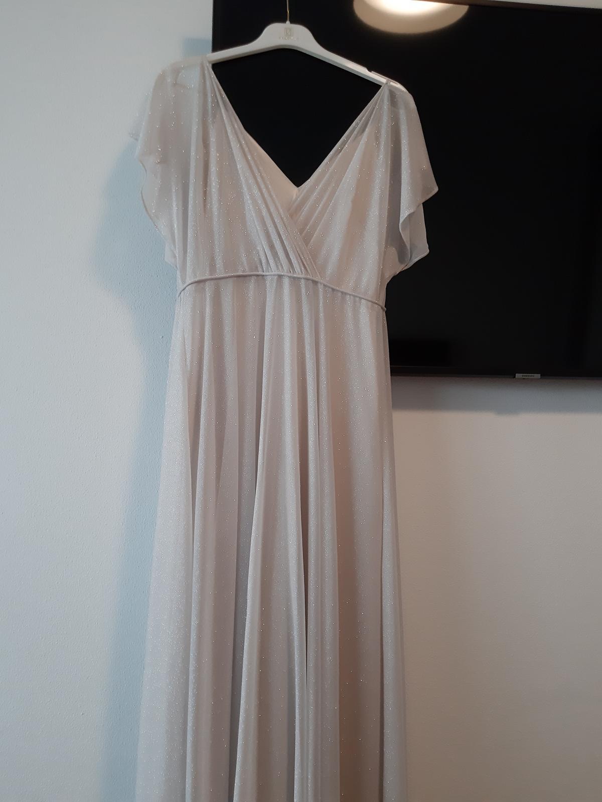 popolnočné trblietavé šaty - Obrázok č. 3