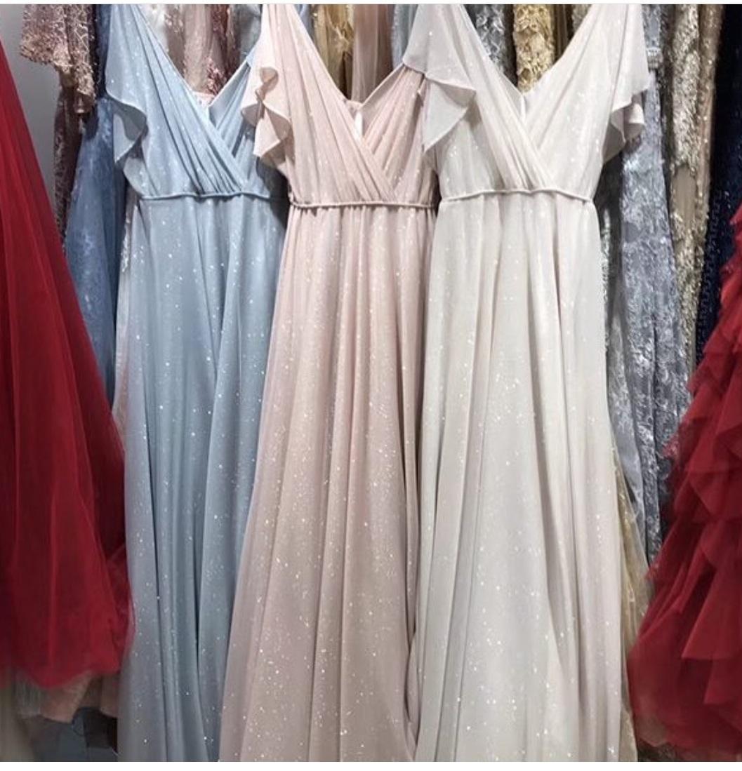 popolnočné trblietavé šaty - Obrázok č. 4