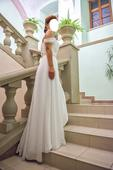 svadobné šaty veľ. 36-38, 36