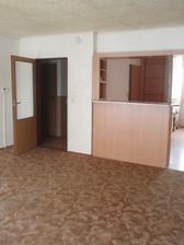 kuchyň a obývák
