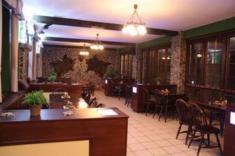 místo hostiny: Lovecký salónek Restaurace pod Kuňkou