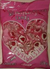 Srdíčkové bonbonky