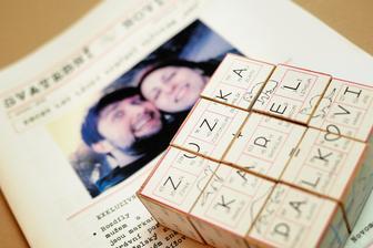 Svatební noviny a oznámení