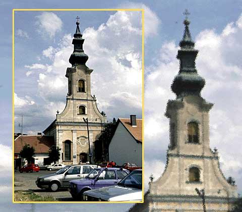 Čo všetko by som chcela...:-) - Tu budeme mať obrad - Evanjelický kostol v Komárne