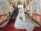 Svatební šaty z Francie  pc 35000,-, 36