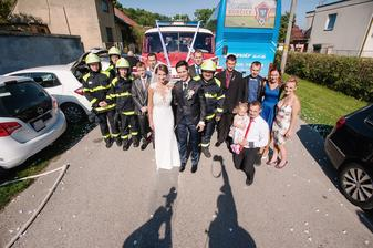 s hasičmi :-)