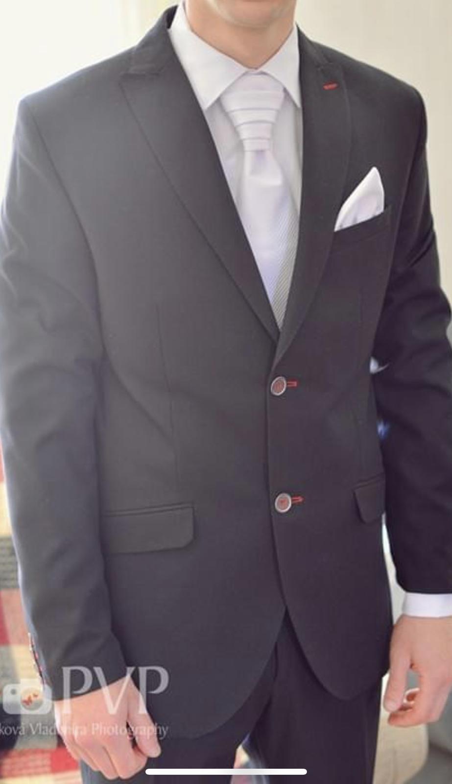 Svadobny oblek  - Obrázok č. 1