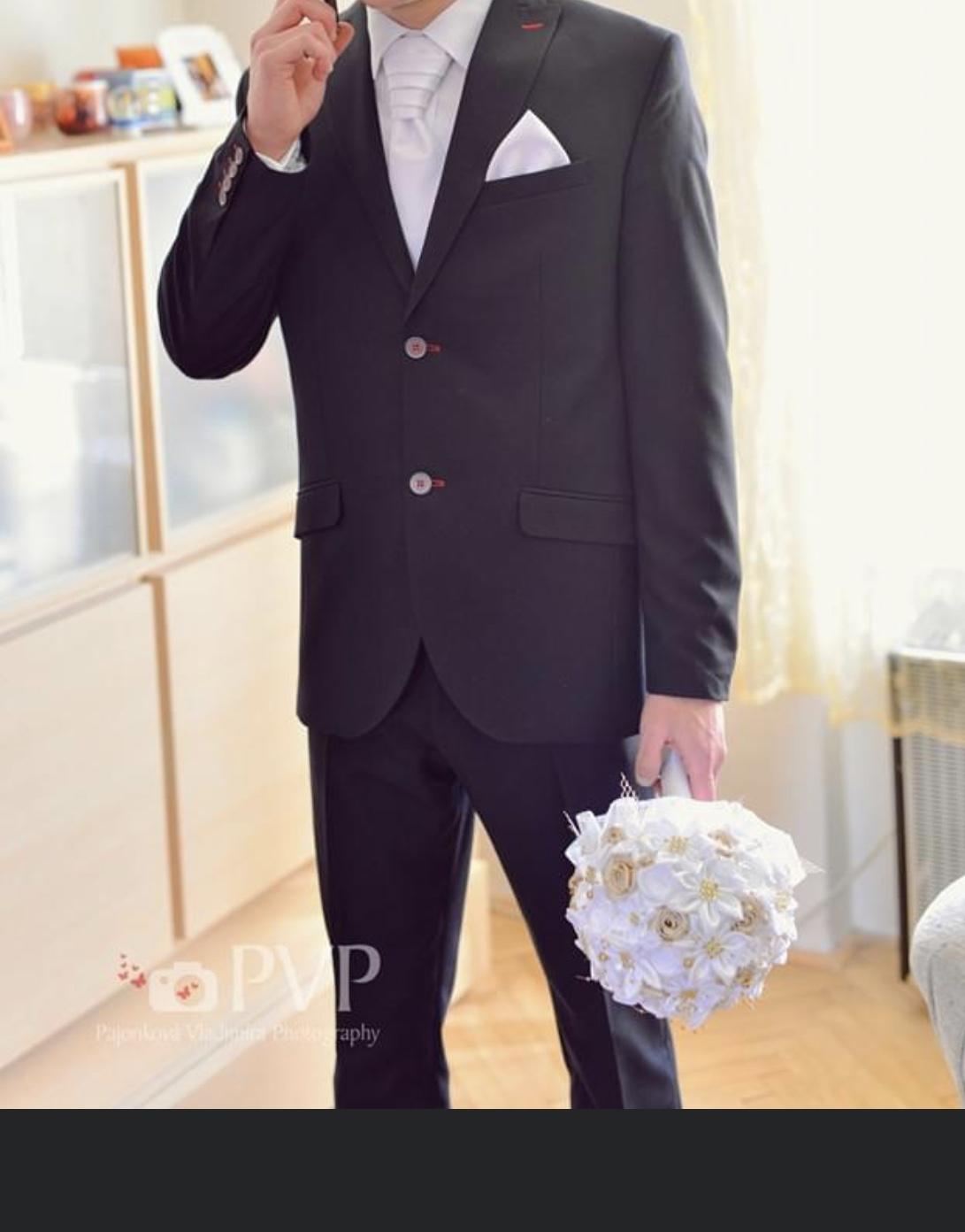 Svadobny oblek  - Obrázok č. 3