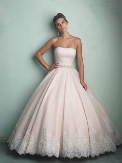Keď v bielom zažiariť treba :) - Ak nájdem tieto šaty budem najšťastnejšia na svete :D :)