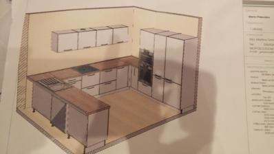 kuchyňa navrhnutá v DECODOM-e