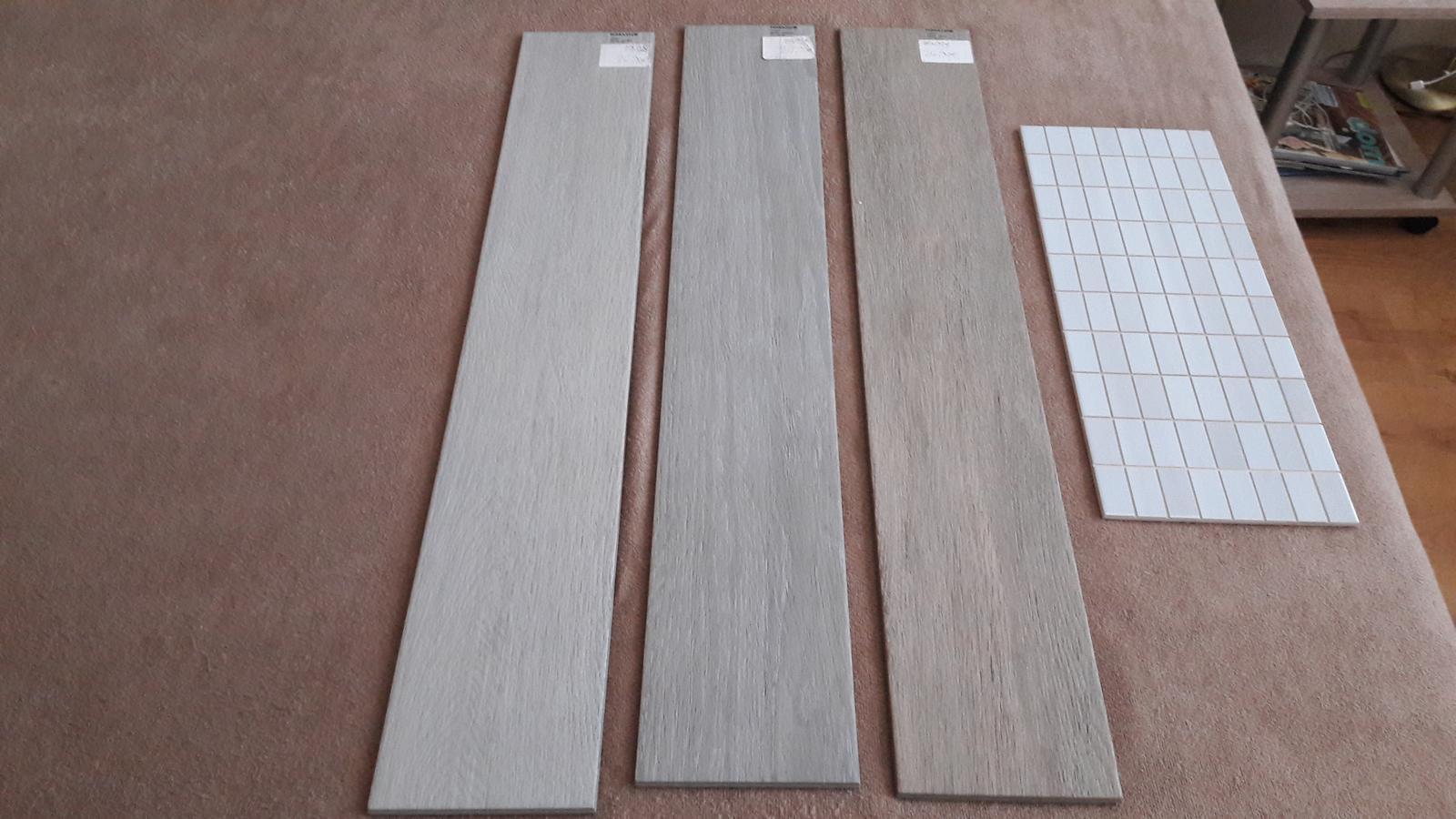 Domček -  individuálny projekt - vyberáme dlažbu do domu - MARAZZI PLANET a mozaiku do kúpelne