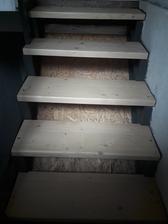 schody do suterénu