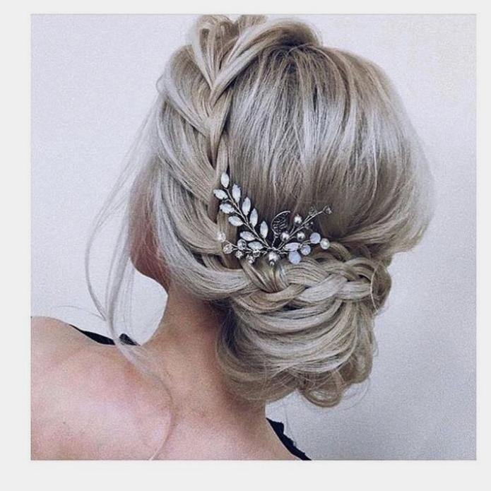 M∞P wedding ideas - neviem sa rozhodnúť či rozpustené vlasy alebo vyčesať