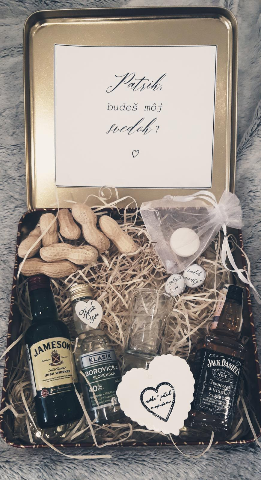 M∞P wedding ideas - proposal best man