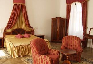 Svatební apartmá :)