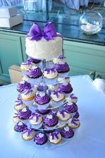 Dort bude nakonec z cupcakes a ne z mini dortíků
