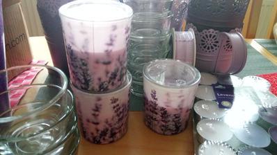 Svíčky a jiné serepetičky