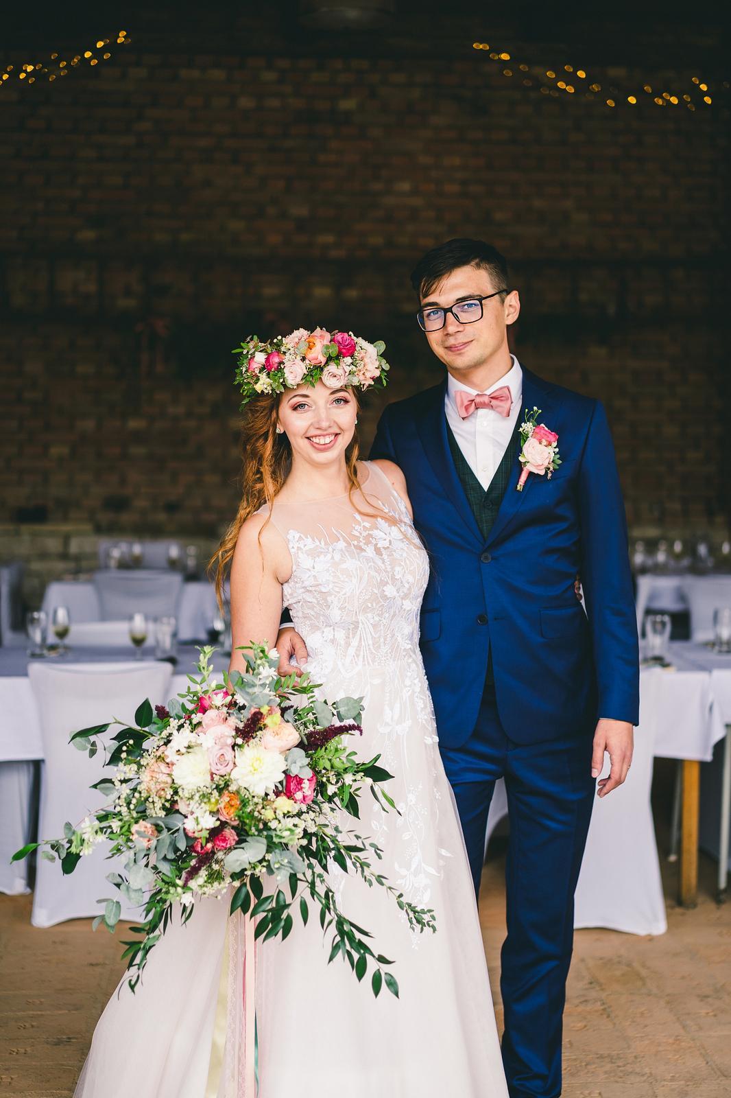 Svatba K&H - Obrázek č. 1