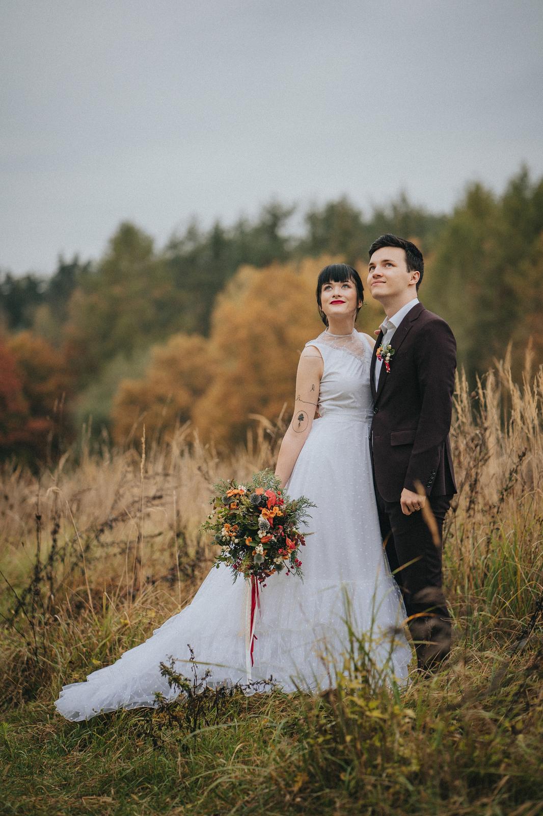 Podzimní svatební editorial - Obrázek č. 4