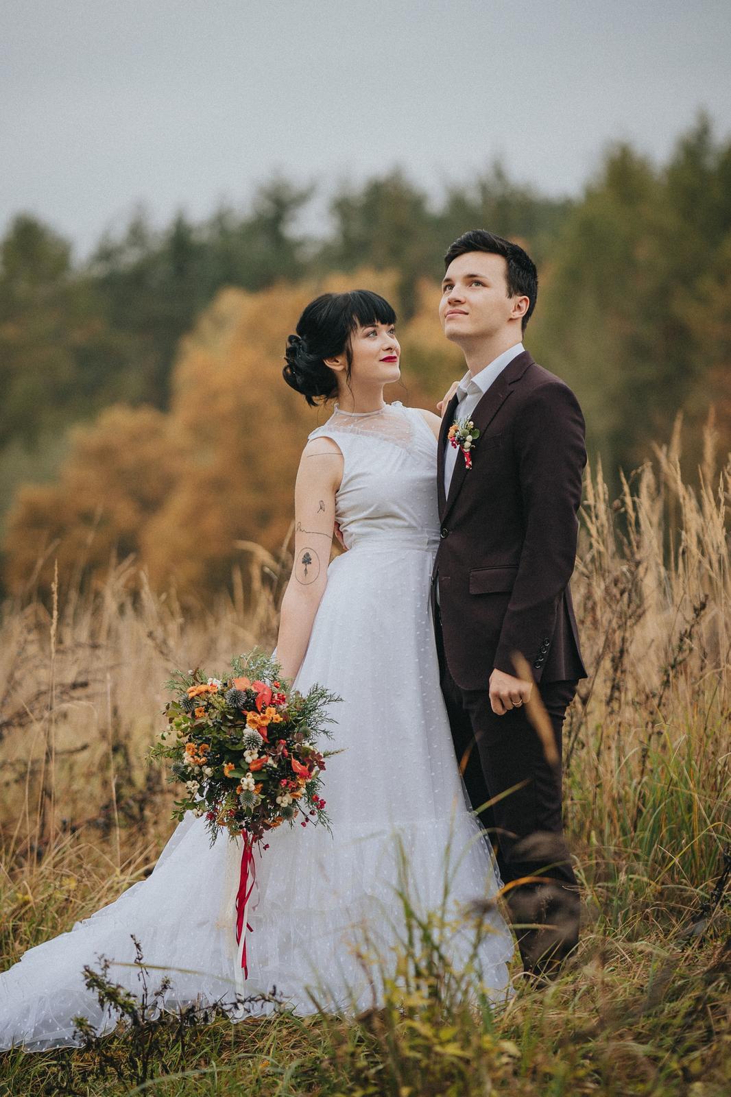 Podzimní svatební editorial - Obrázek č. 5
