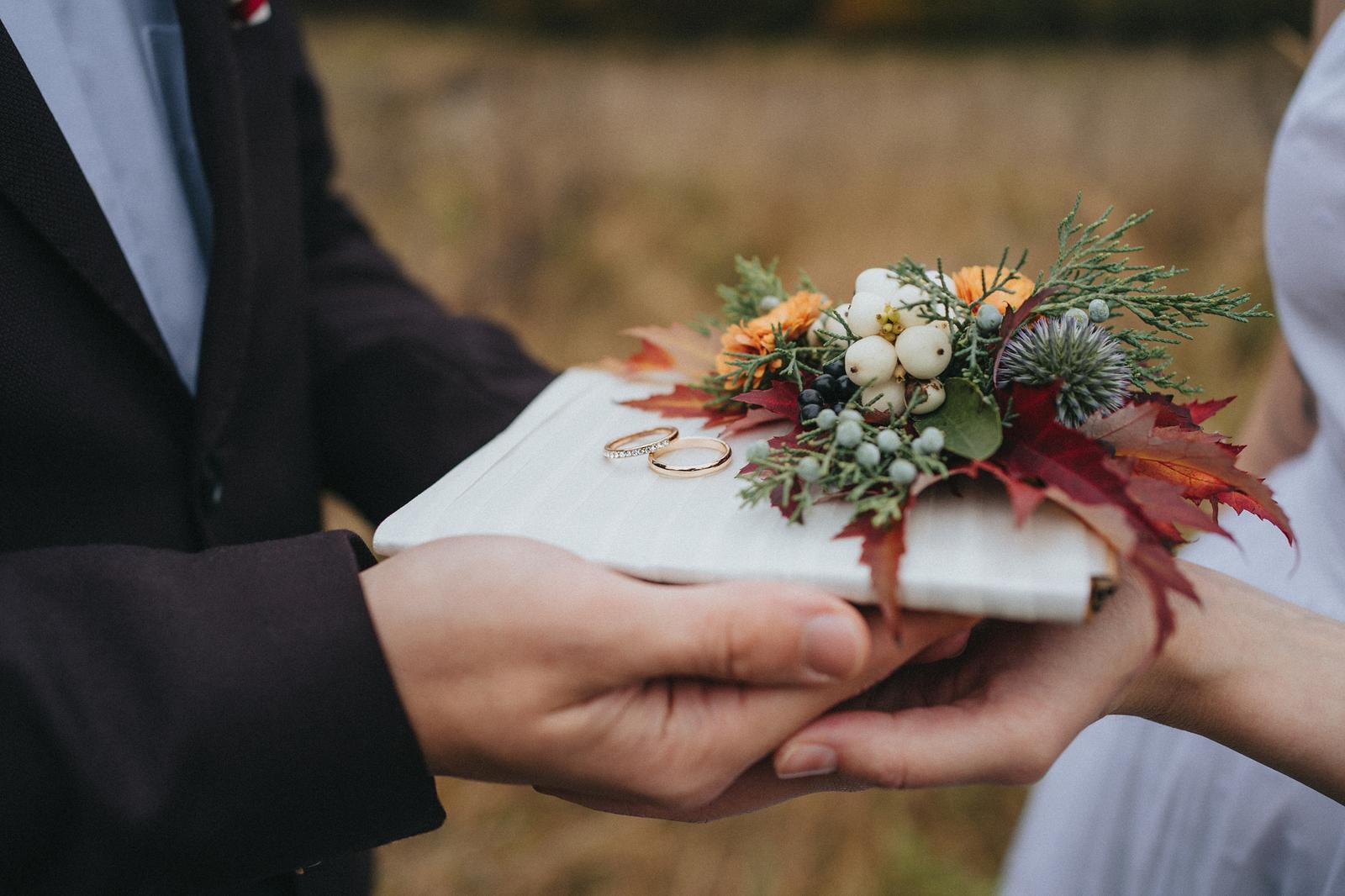 Podzimní svatební editorial - Obrázek č. 6