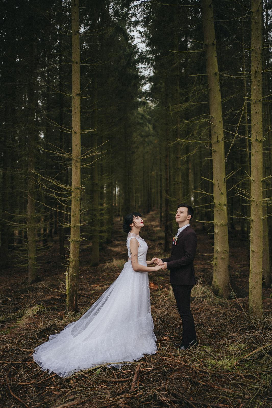 Podzimní svatební editorial - Obrázek č. 8