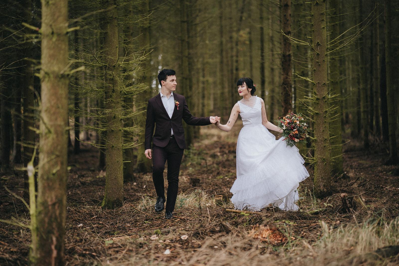 Podzimní svatební editorial - Obrázek č. 10