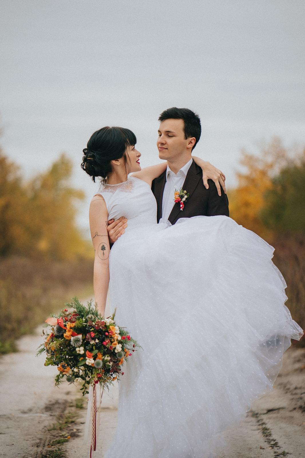 Podzimní svatební editorial - Obrázek č. 14