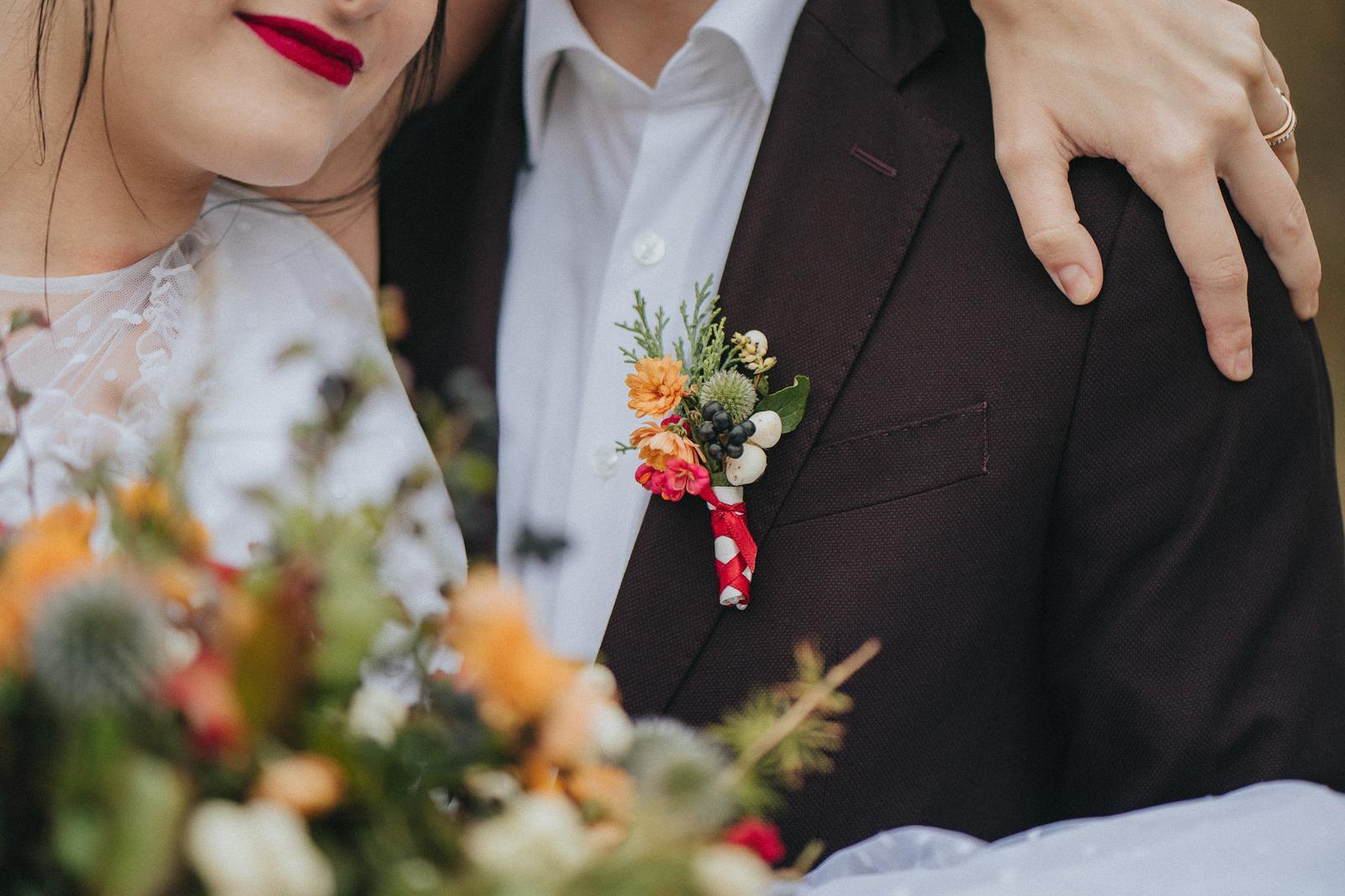 Podzimní svatební editorial - Obrázek č. 16