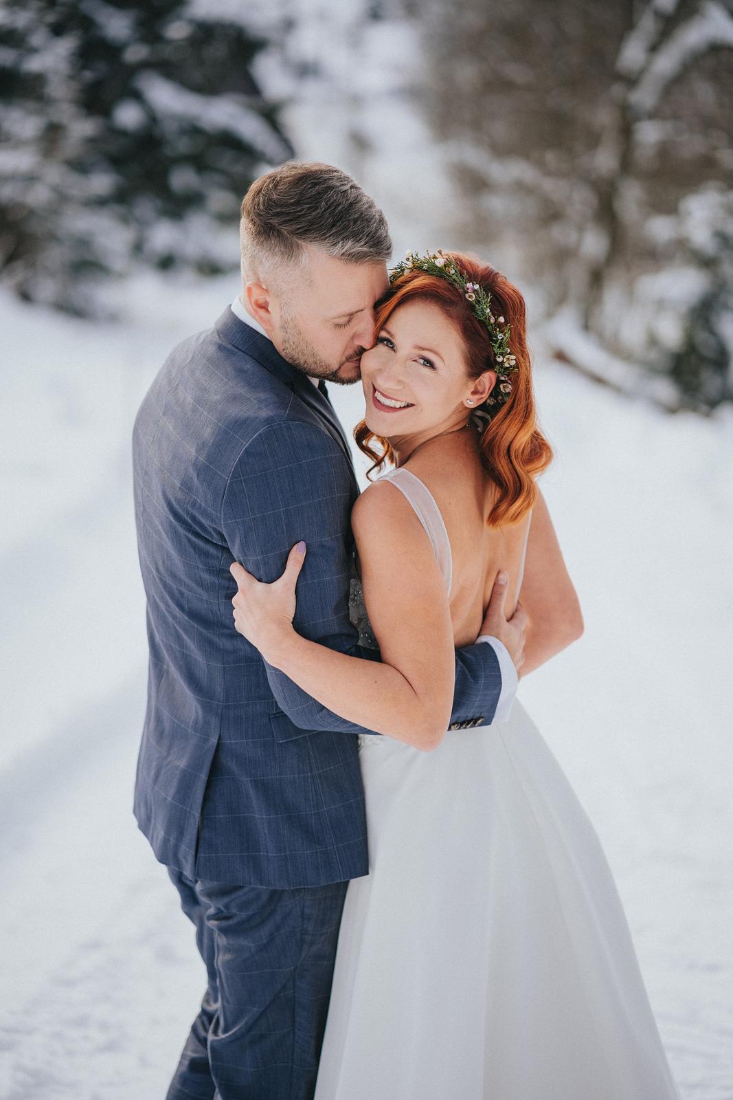 Zimní svatba M&M - Obrázek č. 2